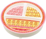 SugarBooger by O.R.E. Divided Suction Plate - Princess Darjeeling