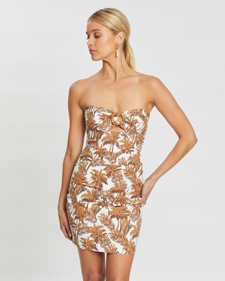 Bec & Bridge Party Wave Mini Dress