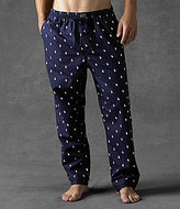 Polo Ralph Lauren Big & Tall Allover Pony Sleep Pants