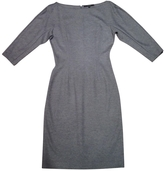 Gucci Grey Wool Dress