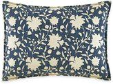 ED Ellen DeGeneres Azur Stripe Floral Breakfast Throw Pillow in Indigo