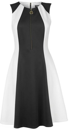 DKNY Sleeveless Fit and Flare Dress Ladies