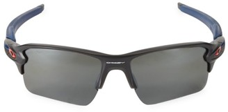 Oakley Houston Texans 59MM Flak Sunglasses