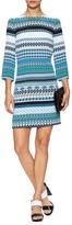 Diane von Furstenberg New Avery Silk Sheath Dress