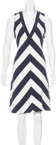 Tory Burch Sleeveless Knit Dress
