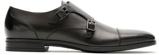 HUGO BOSS Side-Buckle Derby Shoes