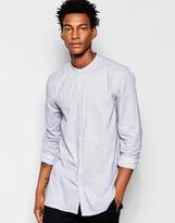 Minimum Grandad Collar Shirt