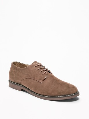 Old Navy Faux-Suede Bucks for Men