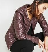 Promod Satin padded jacket