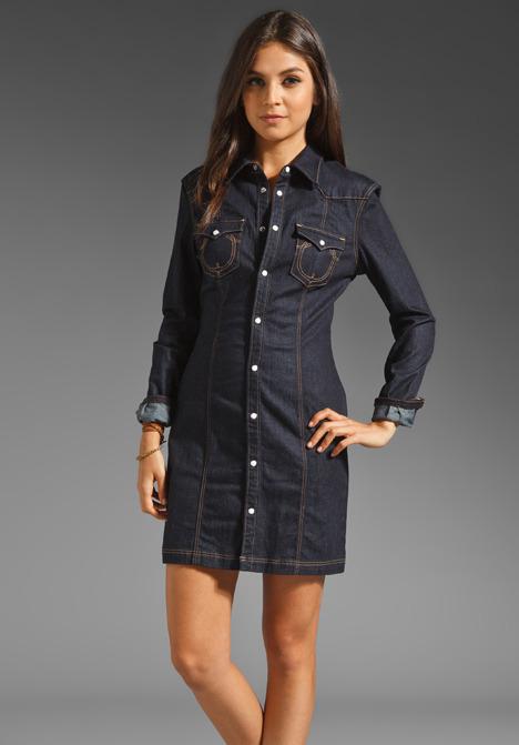 True Religion Leighton Lonestar Dress