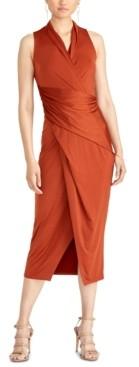 Rachel Roy Brett Midi Wrap Dress
