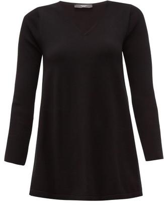 Max Mara Venosa Sweater - Womens - Black
