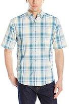 Wolverine Men's Mortar Cotton Blend Short Sleeve Shirt