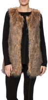 i. Joah Faux Fur Vest