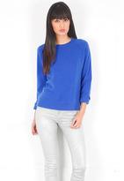 Aster 360SWEATER Sweater in Cobalt