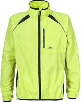 Trespass Mens Windbloc Hi Vis Windproof Active Jacket (L)