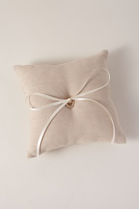Homesite Cotton Ring Pillow