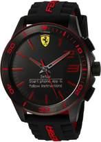 Ferrari Men's 830375 Analog-Digital Display Quartz Watch