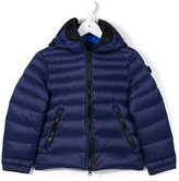 Ai Riders On The Storm Kids masked padded jacket