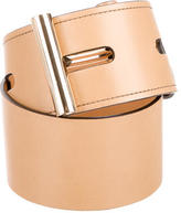 Reed Krakoff Brown Leather Belt w/ Tags