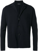 Roberto Collina knit blazer - men - Cotton - 48