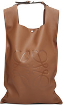 Loewe Tan Shopper Backpack