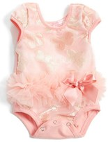 Infant Girl's Popatu Tutu Bodysuit