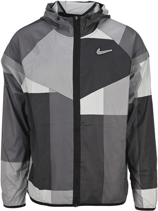 Nike Su Colour Block Windbreaker Jacket