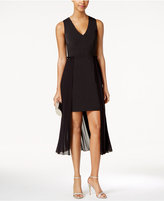 Rachel Roy High-Low Chiffon Sheath Dress