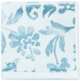 "CHF Closeout! Floral Leaf Cotton 12"" x 12"" Wash Cloth Bedding"