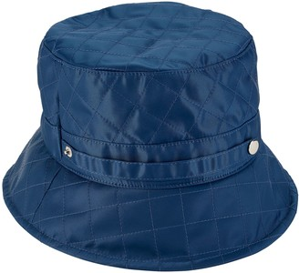 San Diego Hat Co. Women's Quilted Rain Hat