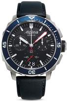 Alpina Seastrong Diver 300 Quartz Chronograph, 43.5mm