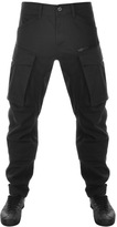 G Star Raw Rovic Tapered Trousers Black