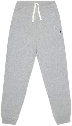 Polo Ralph Lauren Stretch-cotton jersey trackpants
