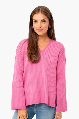 Eleven Six Sugar Pink & Geranium Combo Cara Sweater