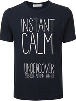 Undercover 'Instant Calm' T-shirt