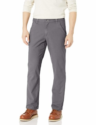 Carhartt Visit the Store Men's Rugged Flex Rigby Dungaree Pants