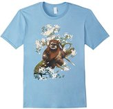 Star Wars Wicket Ewok In A Tree Graphic T-Shirt