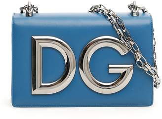 Dolce & Gabbana Leather Girls Bag