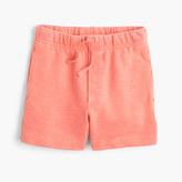 J.Crew Boys' garment-dyed dock short