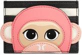 Kate Spade Rambling Roses Monkey Card Case