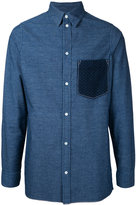 Loewe patch pocket shirt - men - Cotton - S