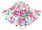 I Play Classics Brim Sun Hat (Baby/Toddler)-White-2-4 Years