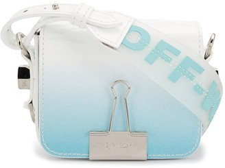 Off-White Gradient-Effect Baby Flap Bag