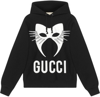 Gucci Manifesto oversized hoodie