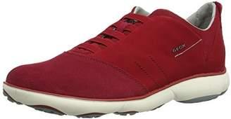 Geox Nebula B Suede, Men's Low-Top Sneakers