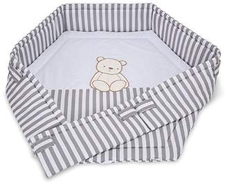FabiMax Betty Playpen Insert 6-Point Grey