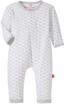 Magnificent Baby Bunnies Union Suit (Baby) - Gray - Newborn