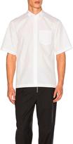 3.1 Phillip Lim Short Sleeve Box Cut Shirt