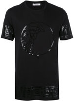 Versace foil logo T-shirt - men - Cotton - S